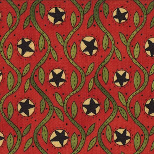 Round Robin Poppy Red 6042 11