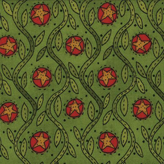 Round Robin Fiddlehead Green  6042 12