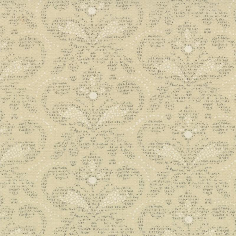 Fabric - Sweet Serenade Aged Parchment - 30344-16