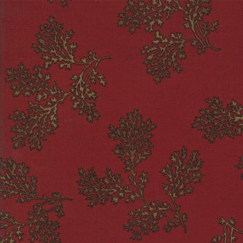 Hope Chest Prints Red