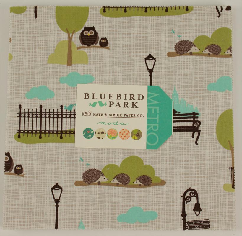 Bluebird Park Layer Cake