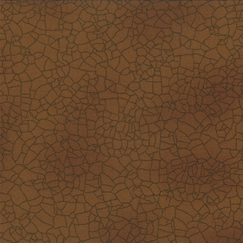 MODA PIECEMAKERS TOFFEE CRACKLE