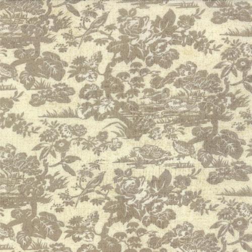 Fabric - Little Black Dress 2 Ivory - 30350-11