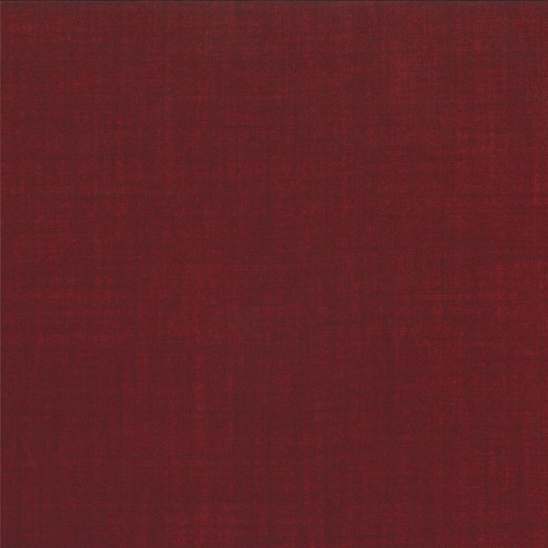 9898 37 Cross Weave Burgundy by Moda