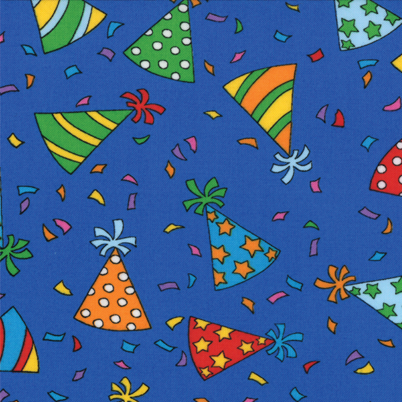 Beary Happy Birthday Blue