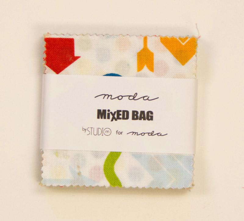 Mixed Bag Mini Charm