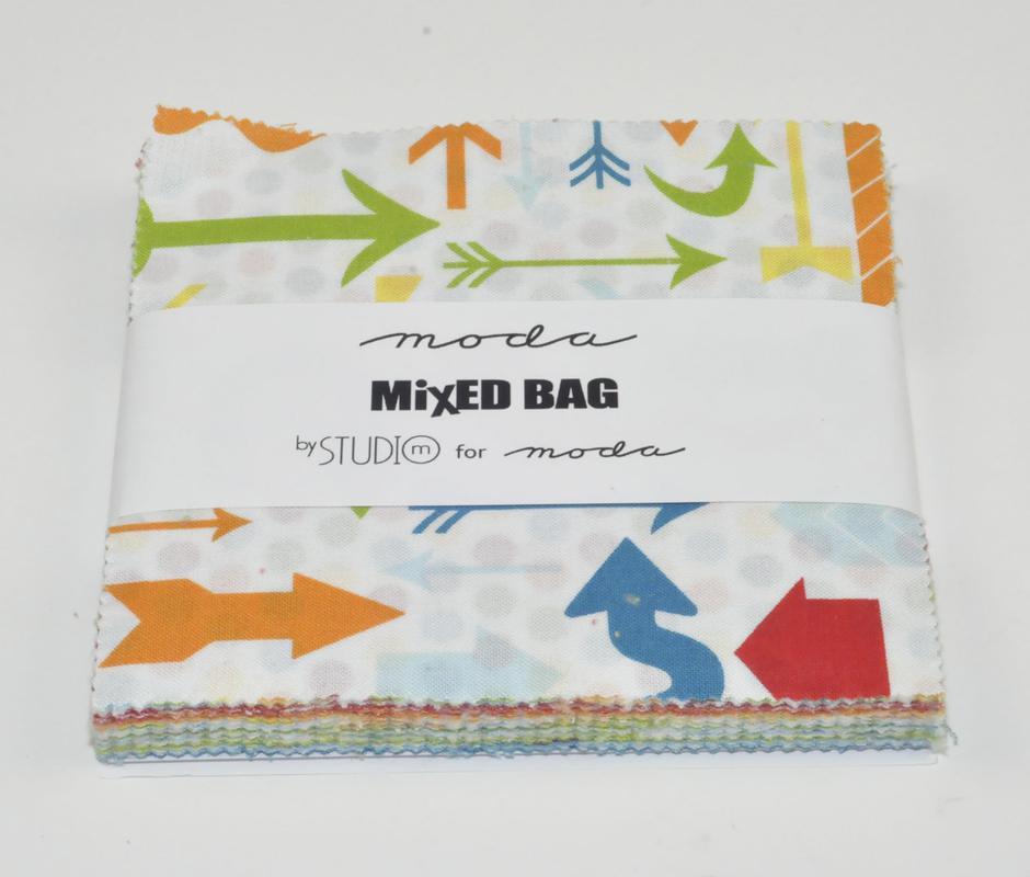 Mixed Bag Charm Pack