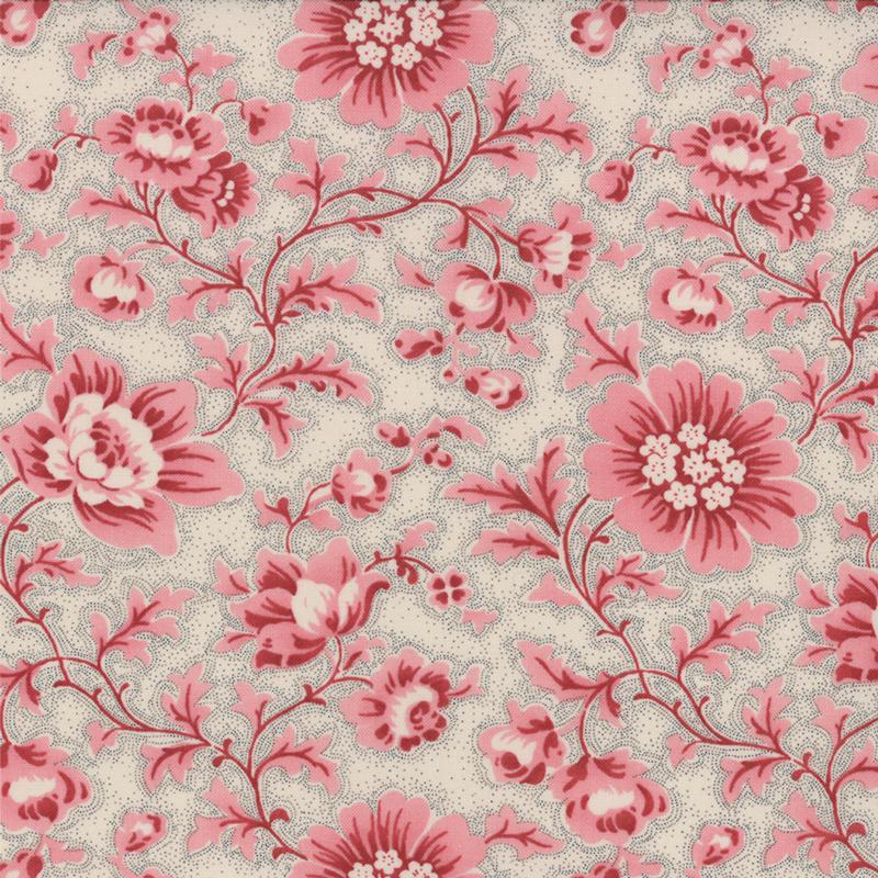Le Bouquet Francais Blanche Red