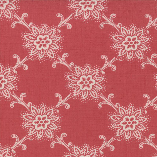 Le Bouquet Francais Faded Red