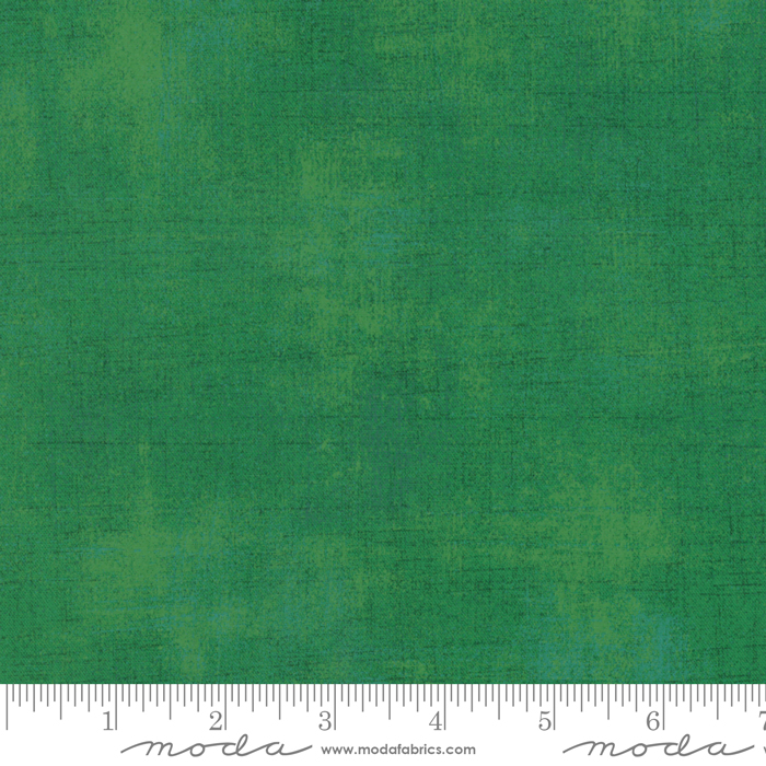 Item#B-1192 : Grunge Basics Kelly Green - Moda - Basic Grey - Bolt#11021.H