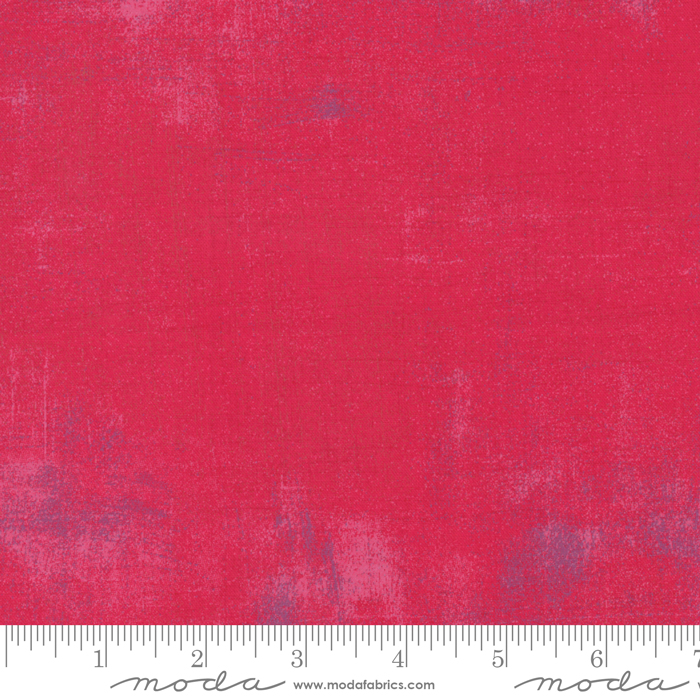 Grunge Basics Rasberry 30150 253 for Moda+