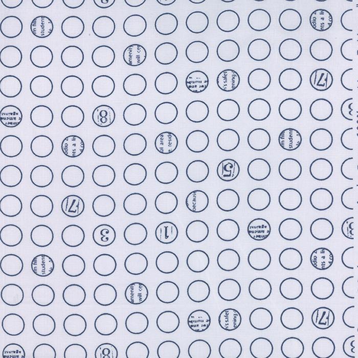 Figures Buttons Linen