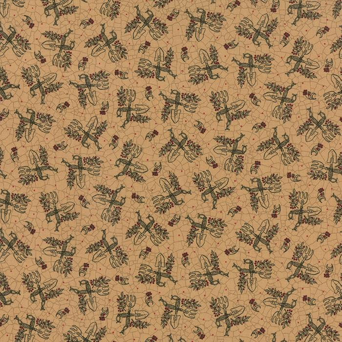 Patchwork Garden Bee Hive Tan 606313