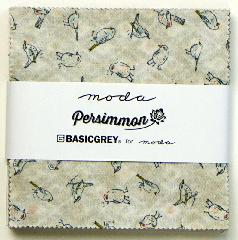 Persimmon Charm Pack