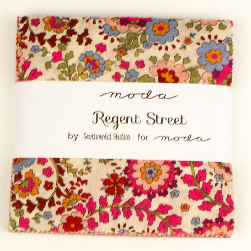 Regent Street Lawns Charm Pack (Sentimental Studios)