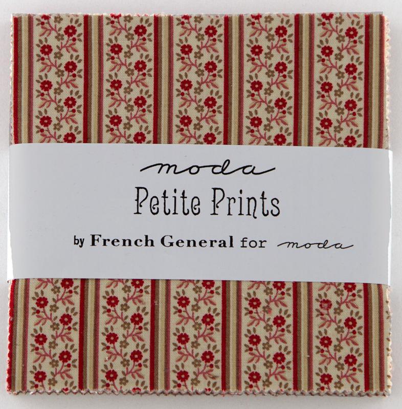 Petite Prints Charm Pack
