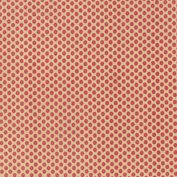 Petite Prints      Oyster Rouge
