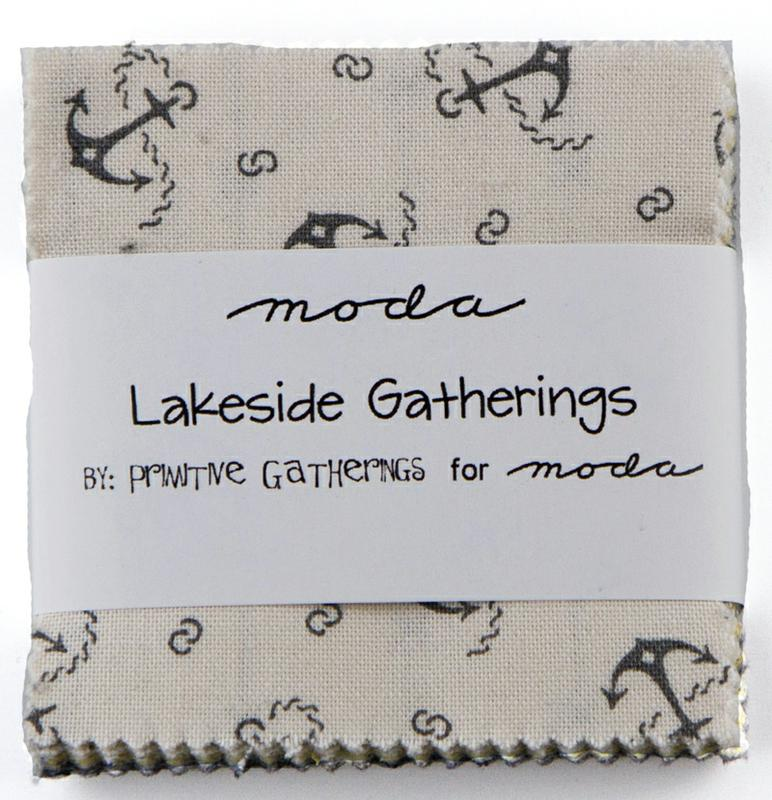 Lakeside Gatherings Mini Charm
