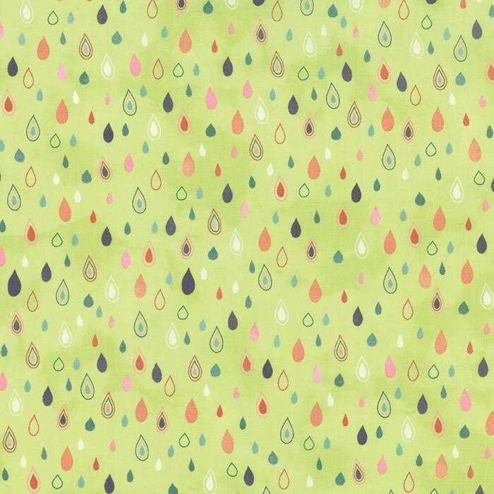 *Fresh Cut Celery Rain Drops