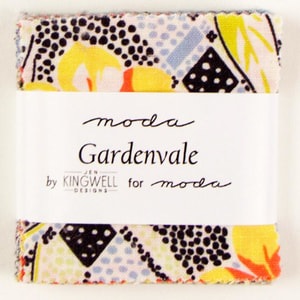 *Gardenvale Mini Charm