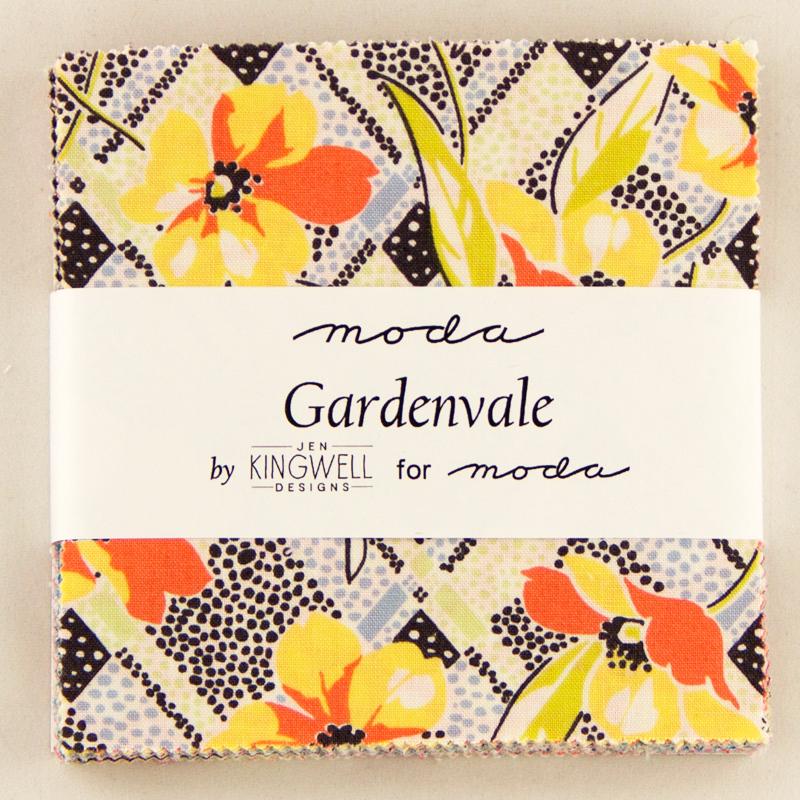 Gardenvale Charm Pack