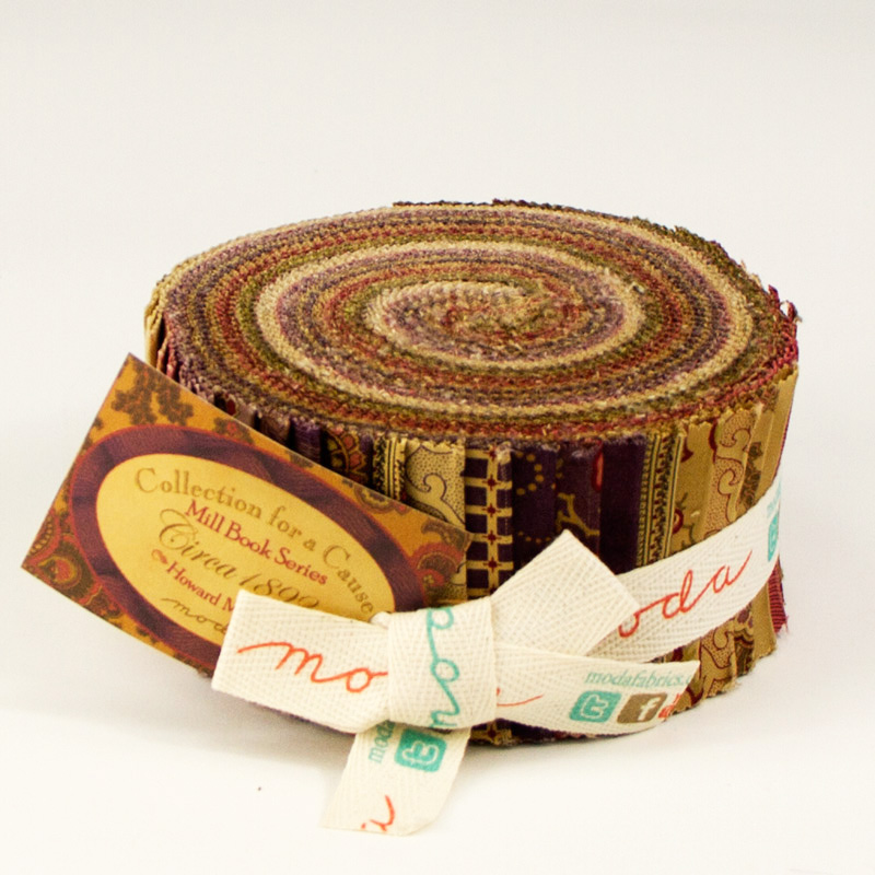 Collections 1892 Jelly Roll