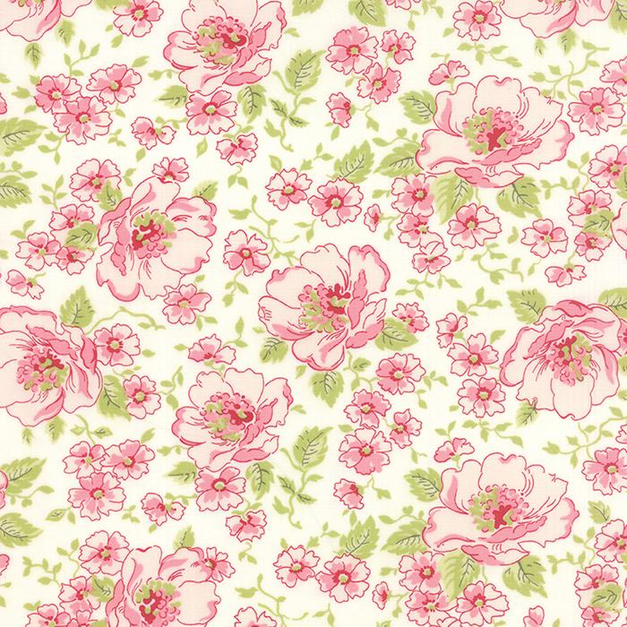 Ambleside Floral  in Multi Yardage