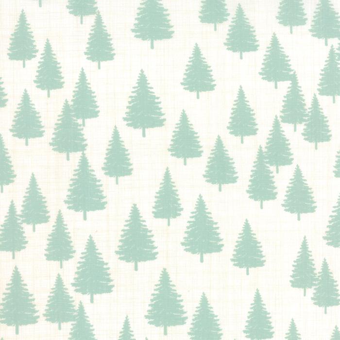Moda Winterberry Snow Mint 13143 12
