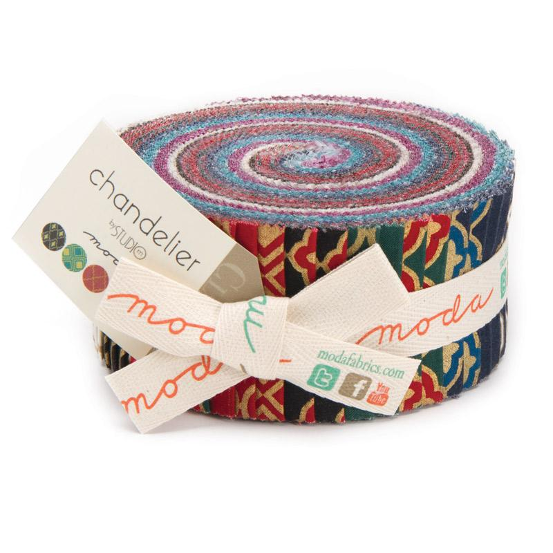 Chandelier Metallic Jelly Roll