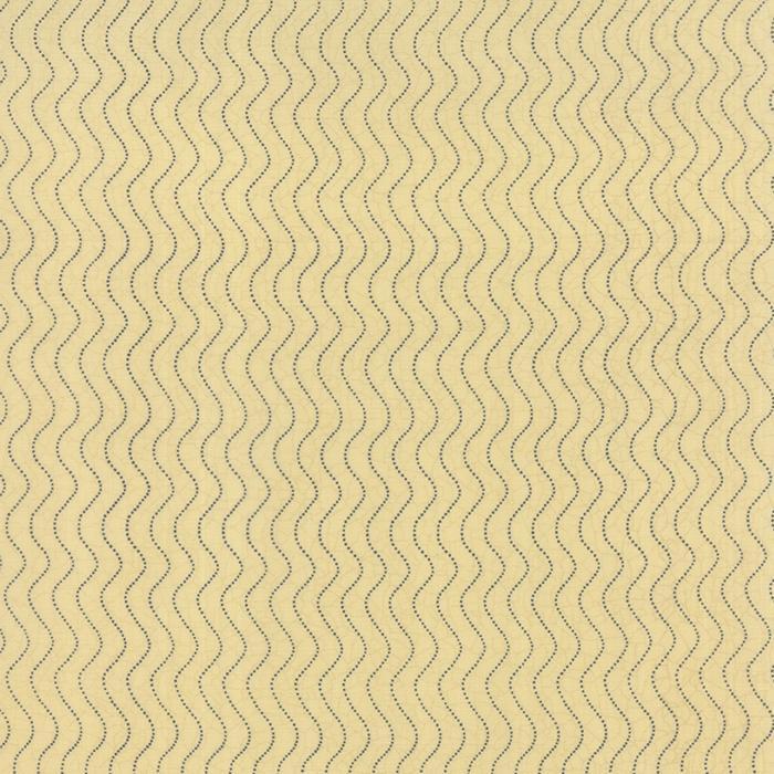 6076 15 Sturbridge Waves Cream