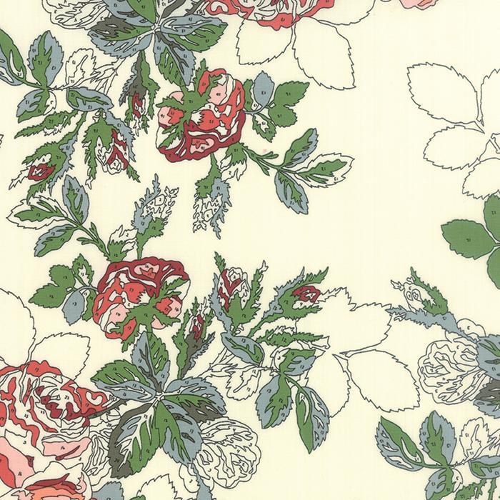 Blanket of Flowers White