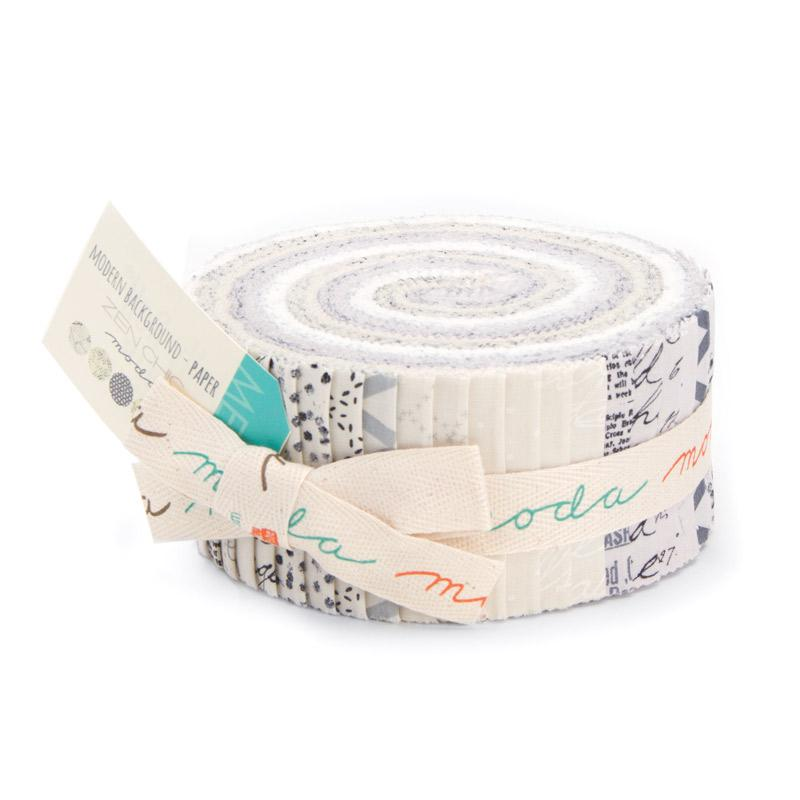 Modern Background Paper Jelly Roll