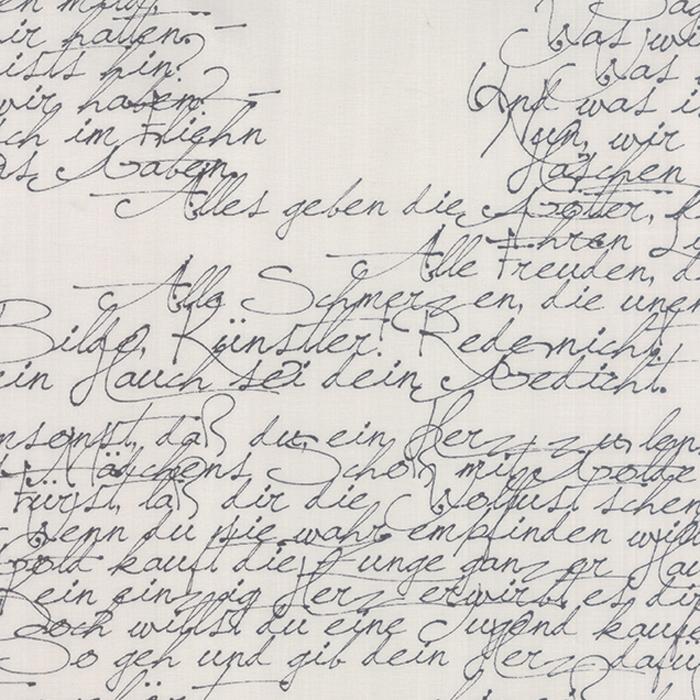 Modern BG Paper Handwriting Black Fog