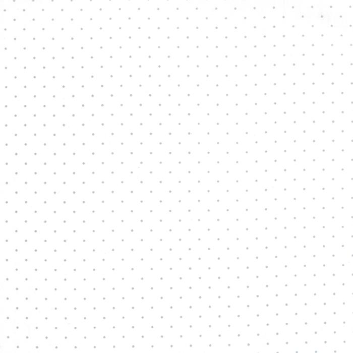 Moda Modern BG Paper Silver White 1588 13