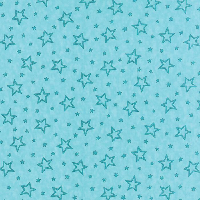 Moda - Hugaboo-Starry Aqua - 19733 13