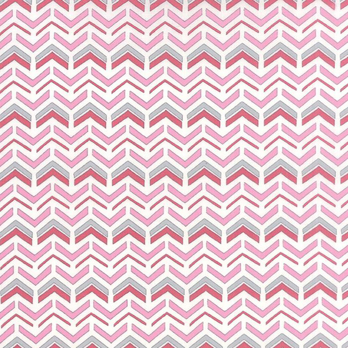 Hugaboo Twirly Pink Chevrons