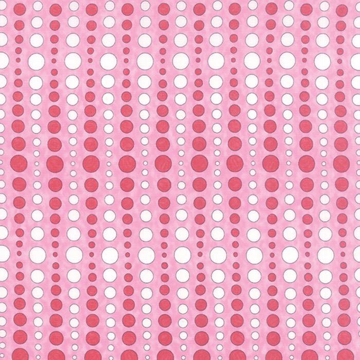 Hugaboo Twirly Pink Dots