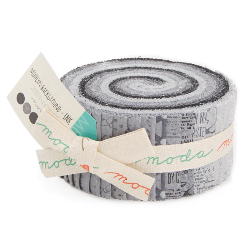 Modern Background Ink Jelly Roll
