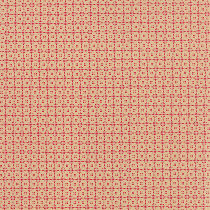 Petite Prints Deux Oyster Red