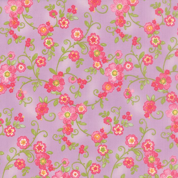 Colette Floral Flourish Violet