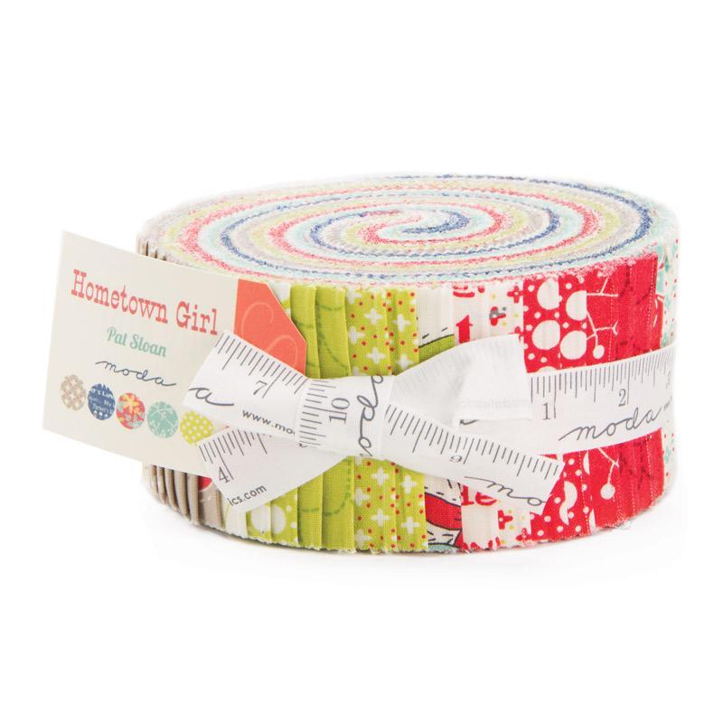 43060JR Hometown Girl Print Jelly Roll