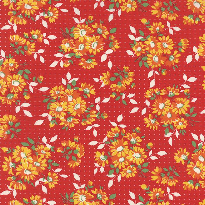 Moda Bread 'n Butter 21690-18 Red