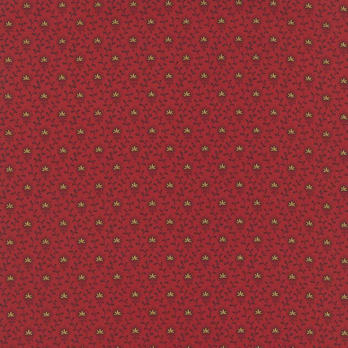 Ville Fleurie Rouge
