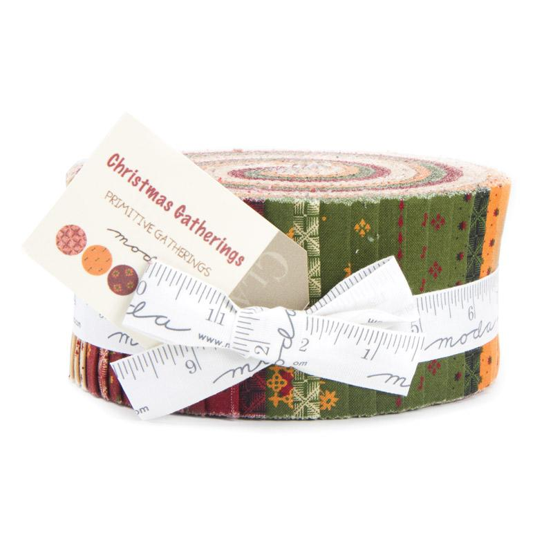 Christmas Gathering Jelly Roll