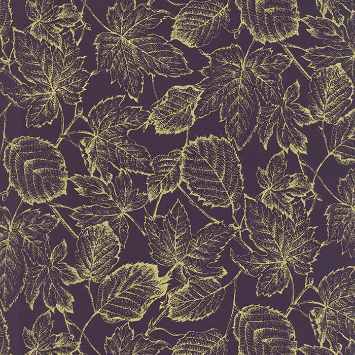 Autumn Elegance Metallic Plum (F4245)