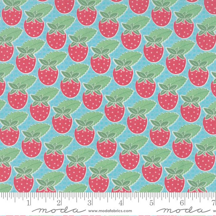 Bumble Berries Bright Sky 25091 18