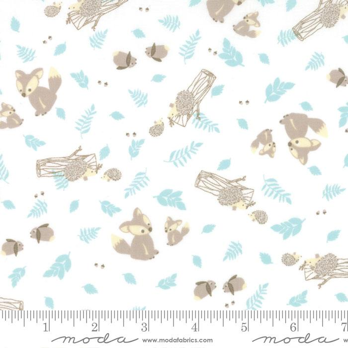 Lullaby Woodland Critters Cloud