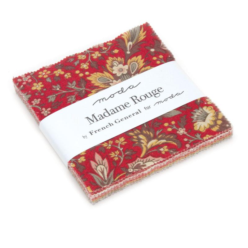 Madame Rouge Charm Pack