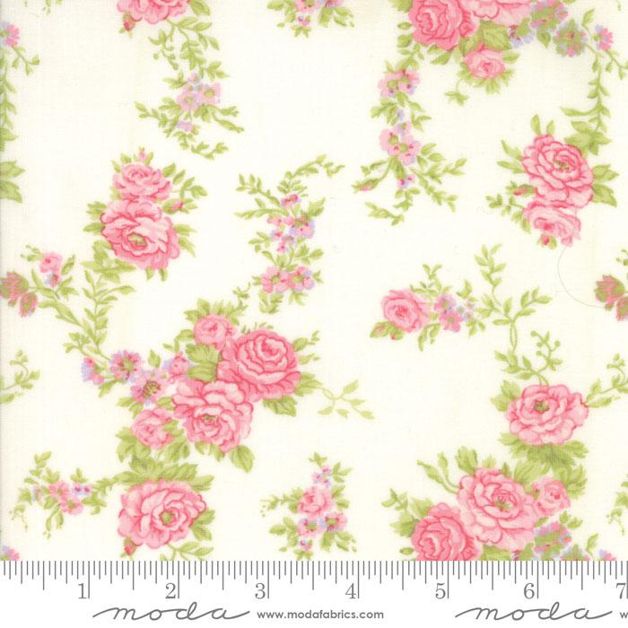 Fleurs Linen