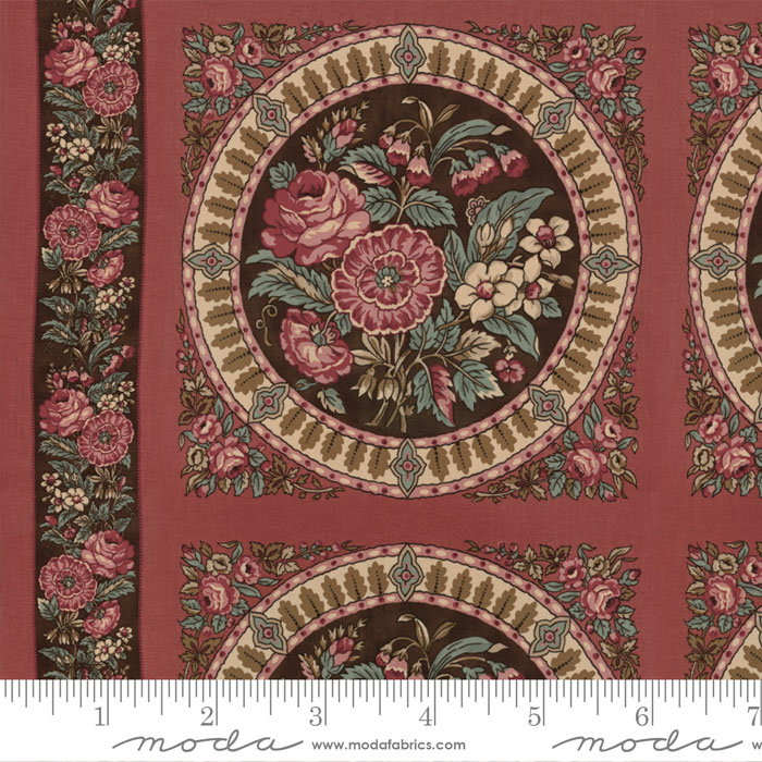 Collections for a Cause Preservation 46230-16 Rose 22.5 x 44 panel